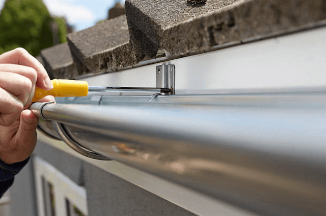 gutter repair passaic